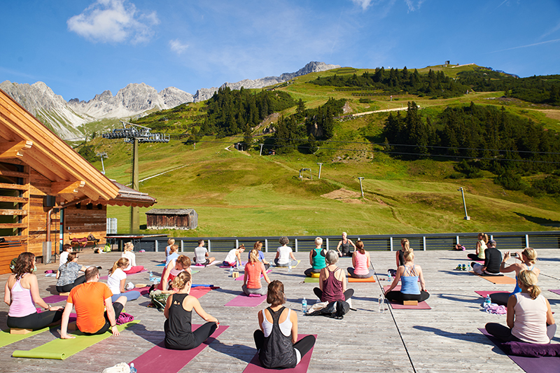 Mountain Yoga Festival