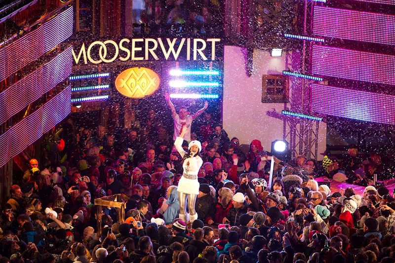 Mooserwirt - Apres Ski in St. Anton am Arlberg