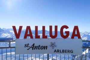 Top of Valluga