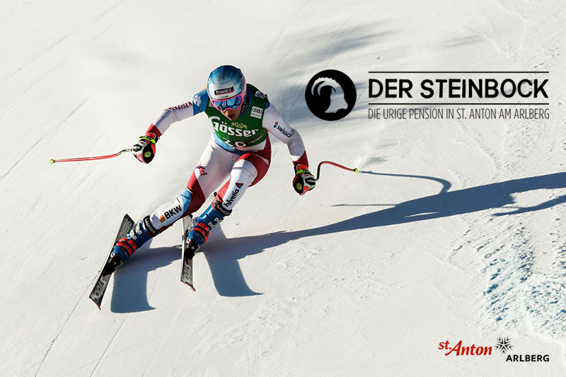 FIS Skiweltcup Flexenrace at the Arlberg